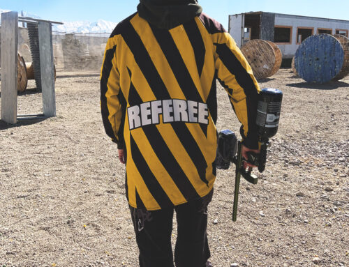 Paintball Safety (3 Ways Referees Keep You Safe)